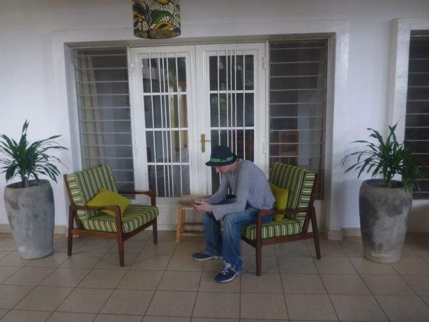 Free and Fast Wi-Fi at Urban Lodge in Bujumbura, Burundi