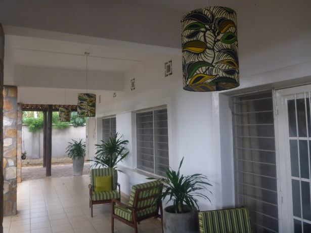 Backpacking in Burundi: Our Wonderful Stay at Urban Lodge in Bujumbura