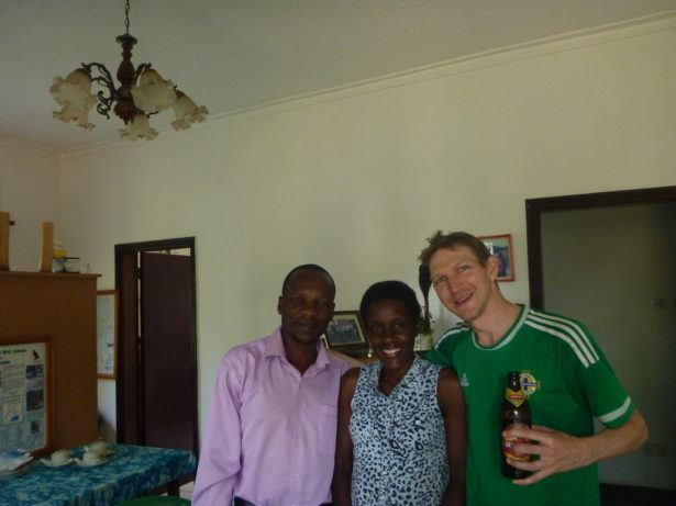 Backpacking in Uganda: Our Stay At Sunbird Backpackers in Entebbe