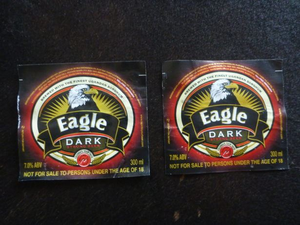 """Two Eagle Dark"" please."