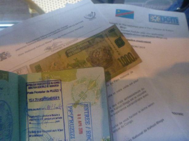 How To Get a Democratic Republic of Congo Visa