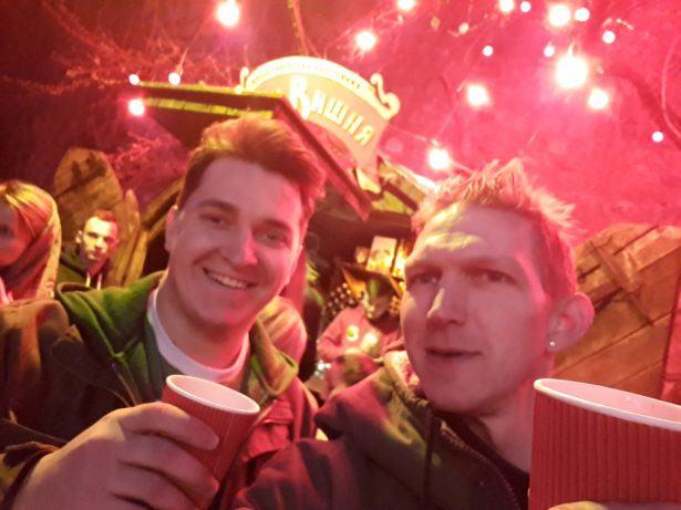 Thirsty Thursdays: STEVEN DAVIS Pub Crawl in Lviv, Ukraine