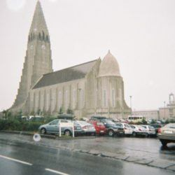 Hallgrímskirkja - Church in Reykjavik Iceland