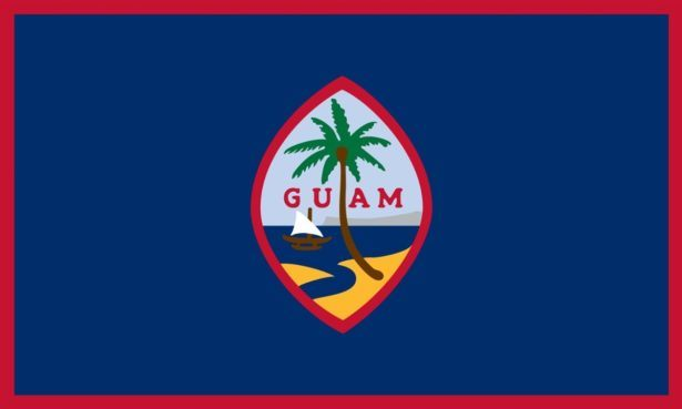 Guam backpacking
