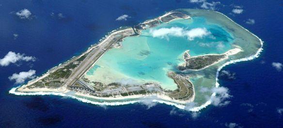 the Kingdom of Enenkio! Or is it Wake Island or Eneko Island?