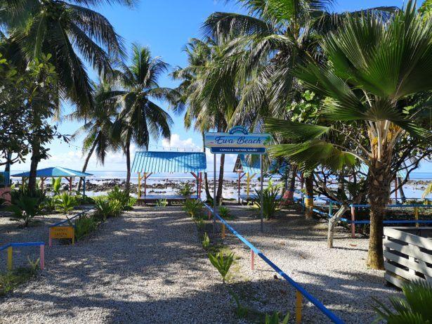 Ewa Beach, Nauru