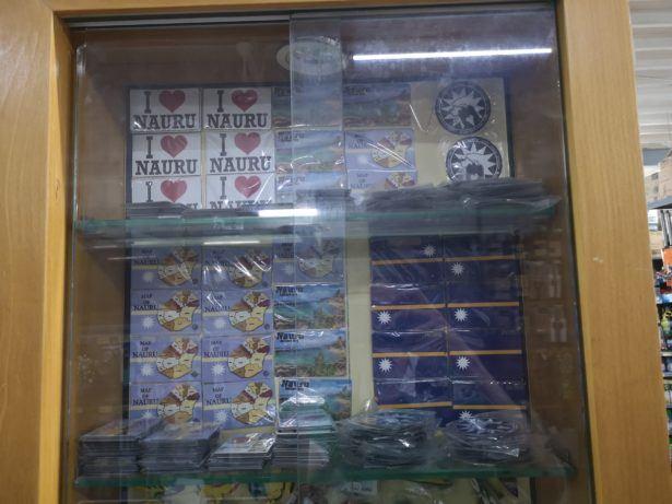 Nauru Souvenirs (inside Capelle and Partners)