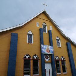 Bairiki Catholic Church, Kiribati