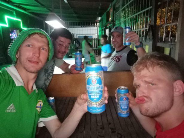 Fab Ace Bar, Bairiki, Kiribati
