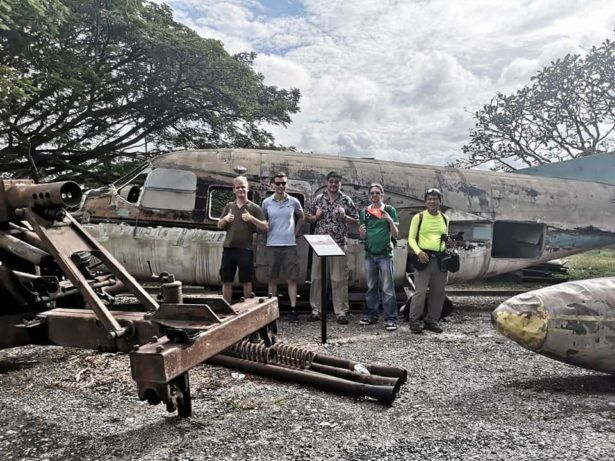 PNG National Museum – Outdoor Relics