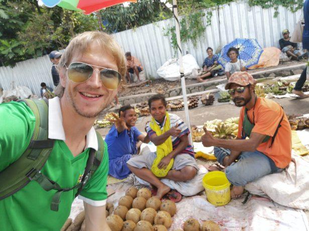 Boroko Market, Port Moresby, Papua New Guinea
