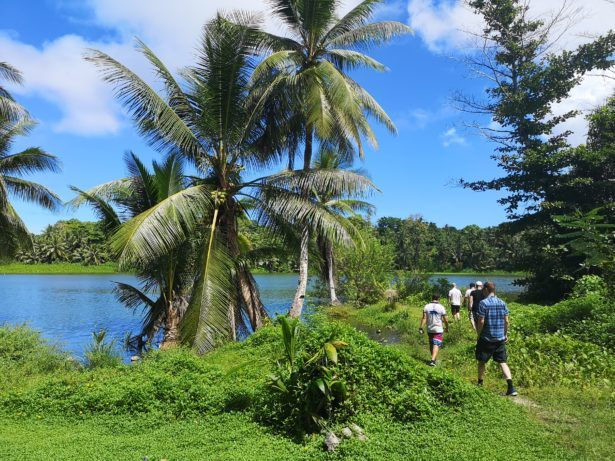 Backpacking in Nauru: Top 12 Sights In The Interior, Thon Outback