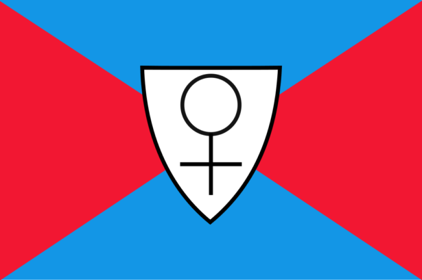 Other World Kingdom Flag