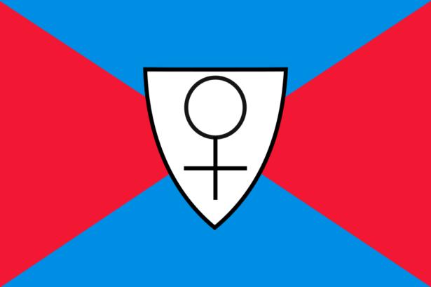 Other World Kingdom Flag