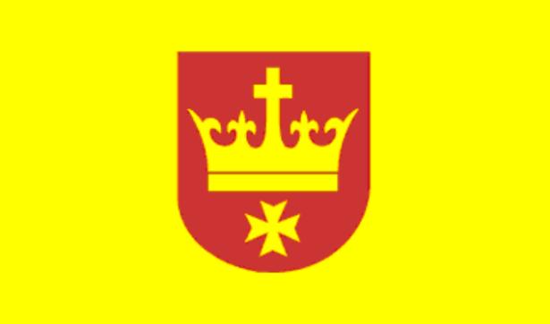 Starogard Gdanski flaga Kokoszkowy tourist