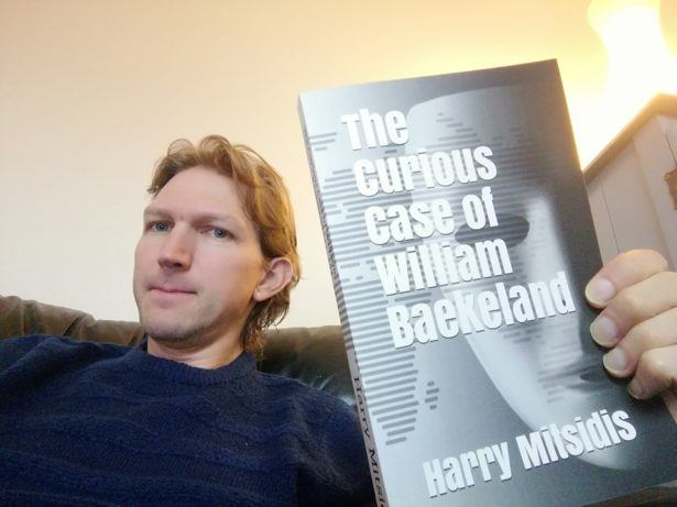 Book Review : The Curious Case of William Baekeland by Harry Mitsidis