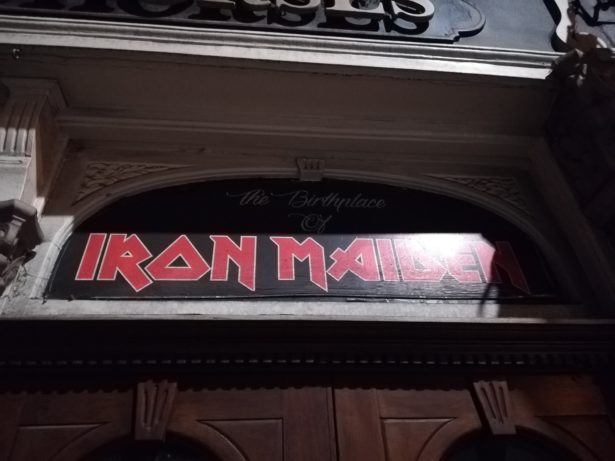Cart and Horses, Stratford - birthplace of Iron Maiden