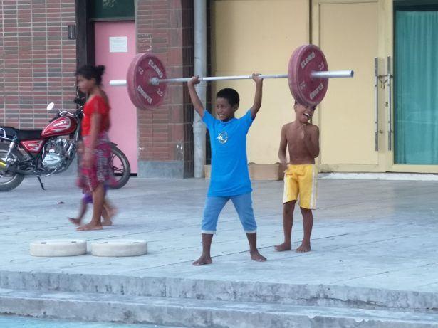 Betio Sports Complex, Kiribati
