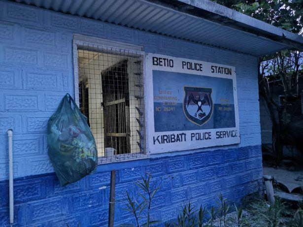 Betio Peeler (Police) Station, Kiribati