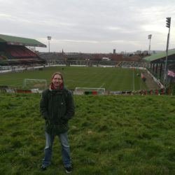 The Holy Grail Of Football Stadiums: Taking A Guided Tour of The Oval, Glentoran Football Club, East Belfast, Northern Ireland