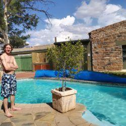 Namibia: Vineyard Country Lodge
