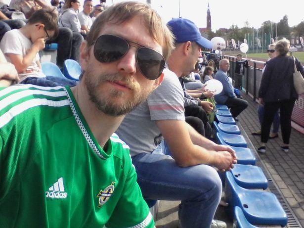 The day I watched Jan Tomszewski play live in Starogard Gdański