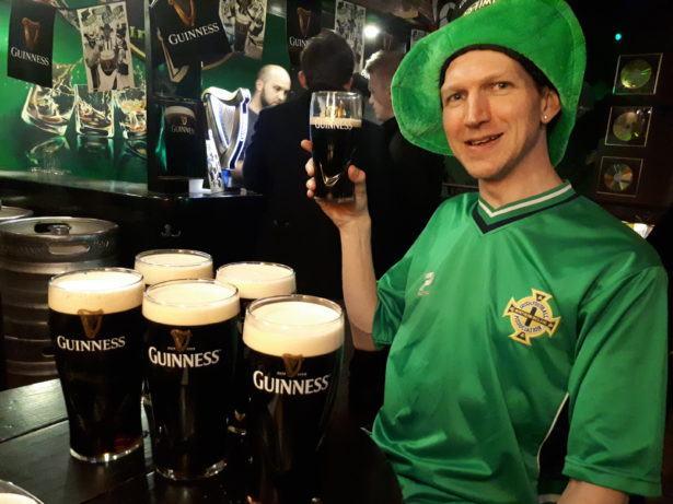Happy Saint Patrick's Day! My Top 6 Saint Patrick's Days Down The Years