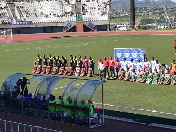 Top Of The Table Clash, Maseru, LESOTHO