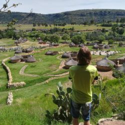 Backpacking in Lesotho: Touring Thaba Bosiu, The Spiritual Heart of the Sotho Kingdom