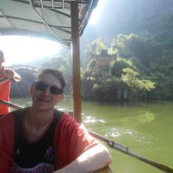 Sunday's Inspiration: My Slow Boats Through China, Sadness Reflecting Those Memories