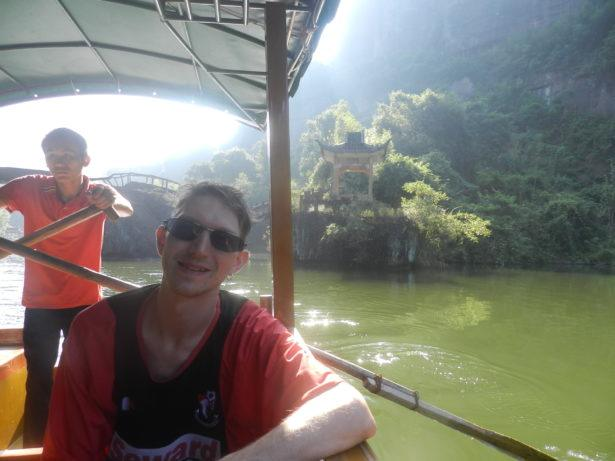 Sunday's Inspiration: My Slow Boats Through China, Sadness Reflecting Those Memories