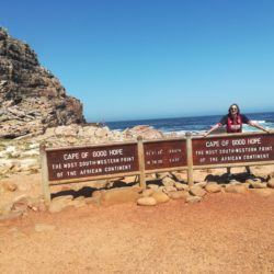 Backpacking in South Africa: The Southern-Western Tip of Africa, The Cape of Good Hope
