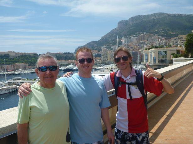 Exploring Monte Carlo, Monaco