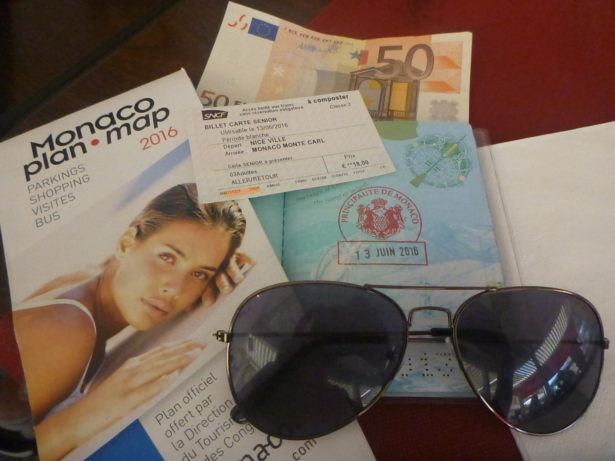 World Borders: How To Get From France to Monaco (And Get Your Passport Stamped in Monte Carlo)