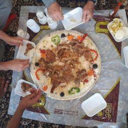 Friday's Featured Food: Saudi Arabia: Camel Lunch in Riyadh