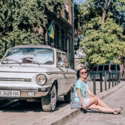World Travellers: Anya from Road is Calling