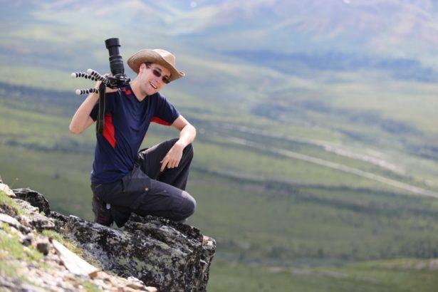 World Travellers: Matěj from Czech The World