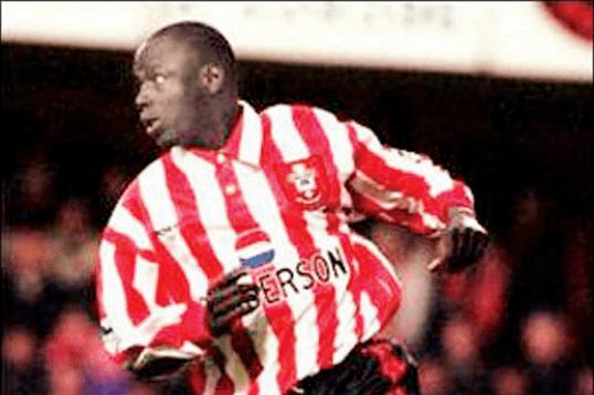 Ali Daia (Senegal and 'faked' Liberia)