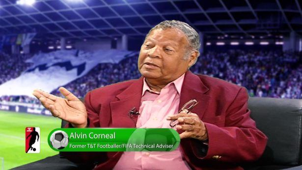 Alvin Corneal (Trinidad and Tobago, Barbados, Guyana AND Cricket for Trinidad and Tobago)