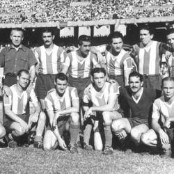 Argentina in 1946 - Champions of South America