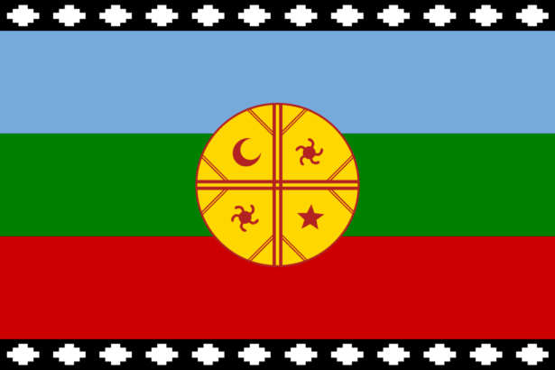 Mapuche Indians World Champions of Football 1942