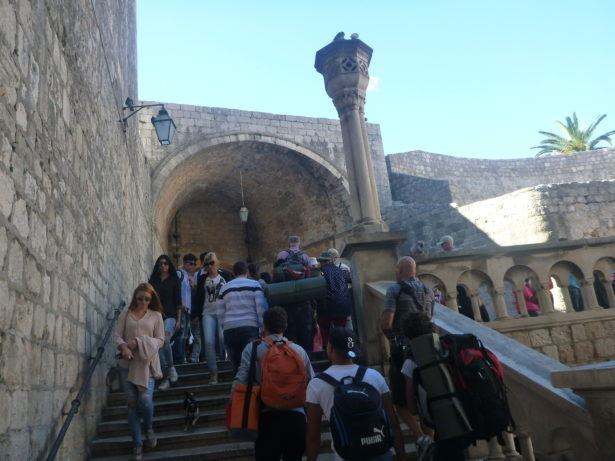 Explore Dubrovnik's Old Town