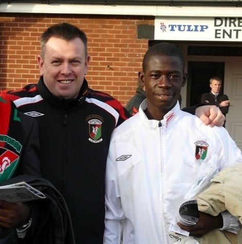 Afriyie Acquah (Glentoran and Ghana 2014)
