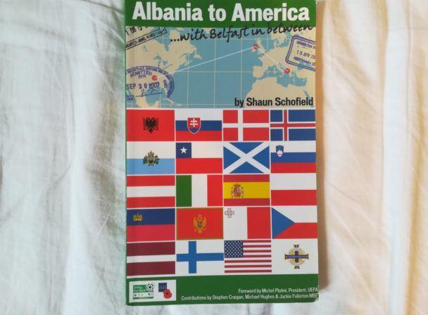 Albania to America by Shaun Schofield