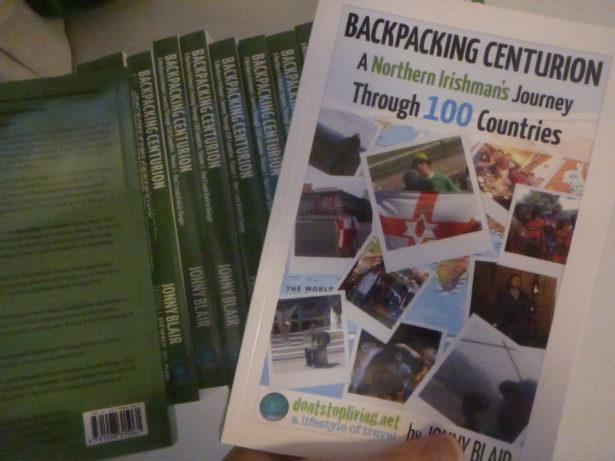 Backpacking Centurion Volume 1 - Don't Look Back in Bangor - FINALLY Released 25th June 2020