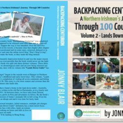 Backpacking Centurion Volume 2 – Lands Down Under – FINALLY Released 7th September 2020