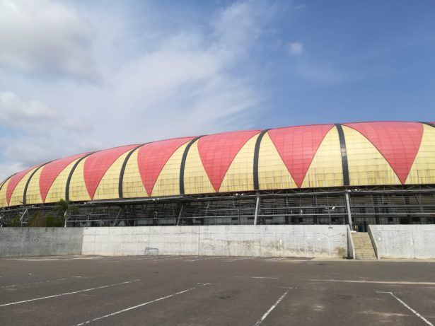Estadio 11 Novembre - National football stadium in Luanda, Angola