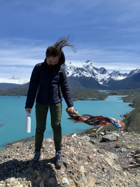 World Travelers: Sarah Archer - Marketing Manager, Writer, and Remote Work Expert at Anyplace