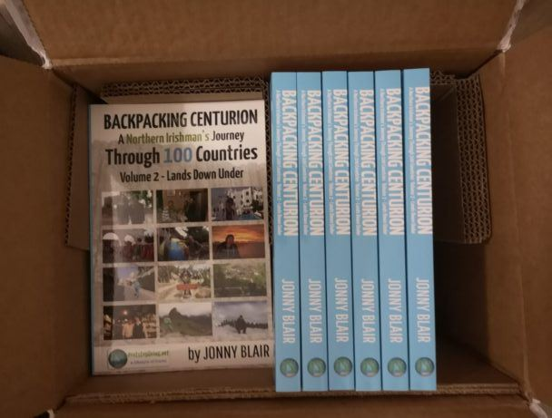 How To Buy Backpacking Centurion - Volume 2 - Lands Down Under on Amazon