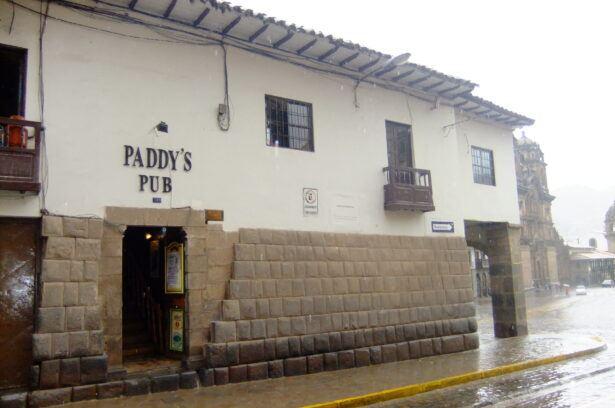 Paddy Flaherty's The World's Highest Irish Owned Pub, Cuzco, PERU